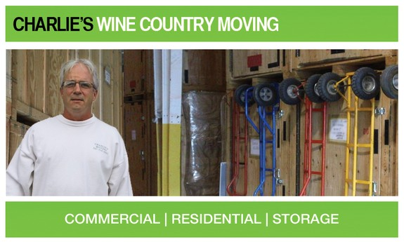 CHARLIE'S WINE COUNTRY MOVING