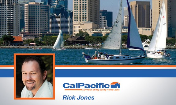 CAL PACIFIC MORTGAGE