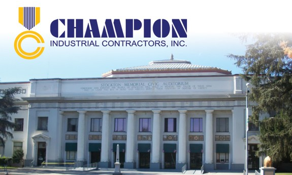 CHAMPION INDUSTRIAL CONTRACTORS, INC.