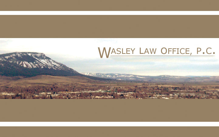 WASLEY LAW OFFICE
