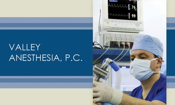 VALLEY ANESTHESIA, P.C