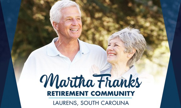 MARTHA FRANKS RETIREMENT COMMUNITY