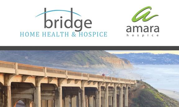AMARA HOSPICE LLC / BRIDGE HOME HEALTH BAY AREA