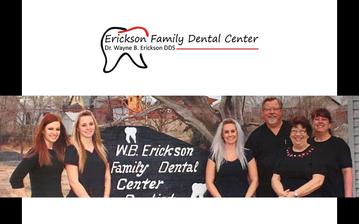 ERICKSON FAMILY DENTAL CENTER