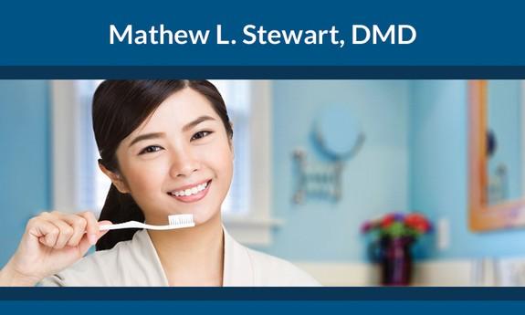 MATHEW L STEWART, DMD