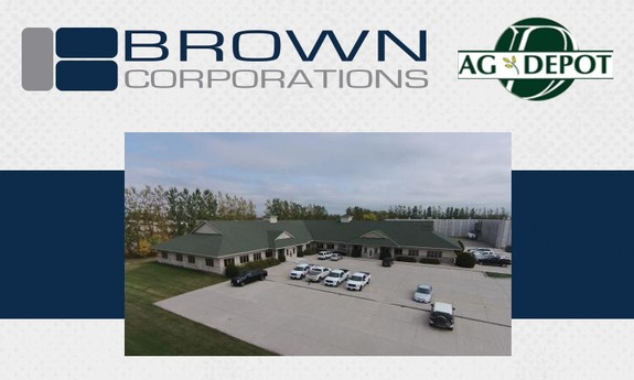 AG DEPOT/BROWN CORP BUSINESS PARK - Local WAREHOUSING: MERCHANDISE & SELF STORAGE in Grand Forks, ND