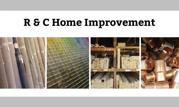 R & C HOME IMPROVEMENT