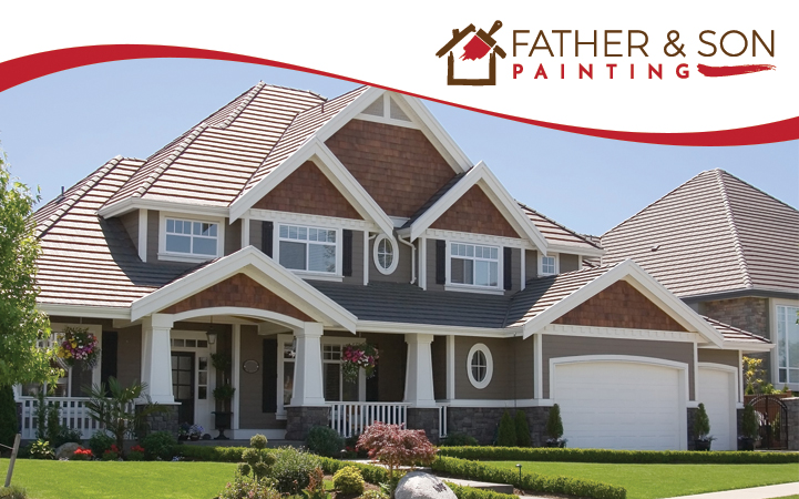 FATHER & SON PAINTING INC