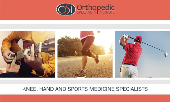 ORTHOPEDIC SPECIALTY INSTITUTE