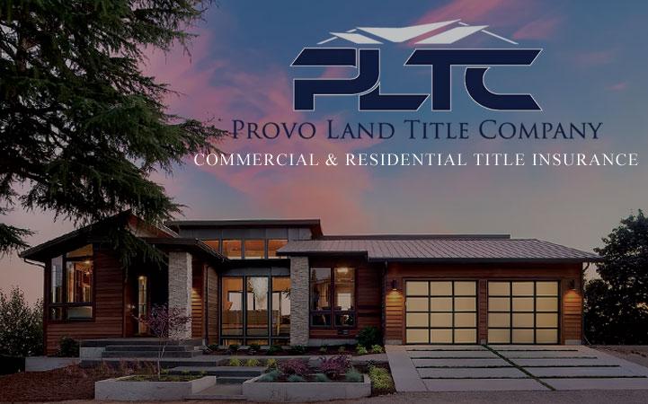 PROVO LAND TITLE COMPANY