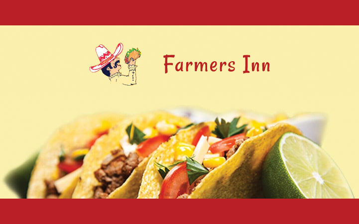 FARMER'S INN MEXICAN FOOD