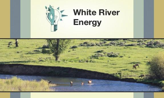 WHITE RIVER ENERGY COMPANY