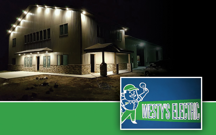 WESTY'S ELECTRIC, LLC - Local ELECTRIC CONTRACTORS in Yankton, SD