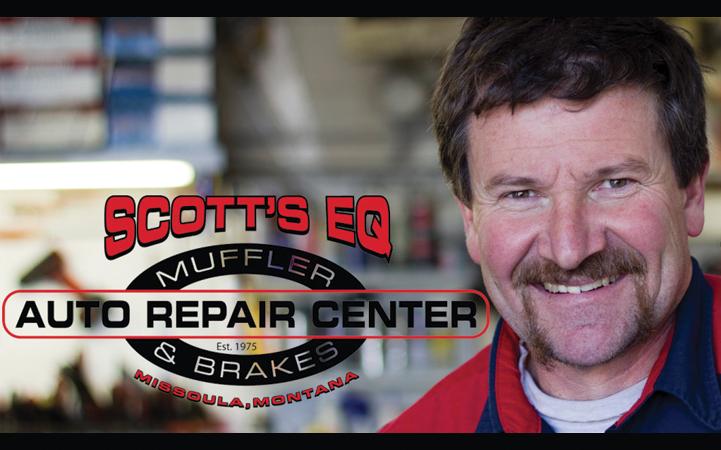 SCOTT'S EQ AUTO REPAIR CENTER