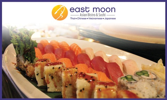 EAST MOON ASIAN BISTRO AND SUSHI