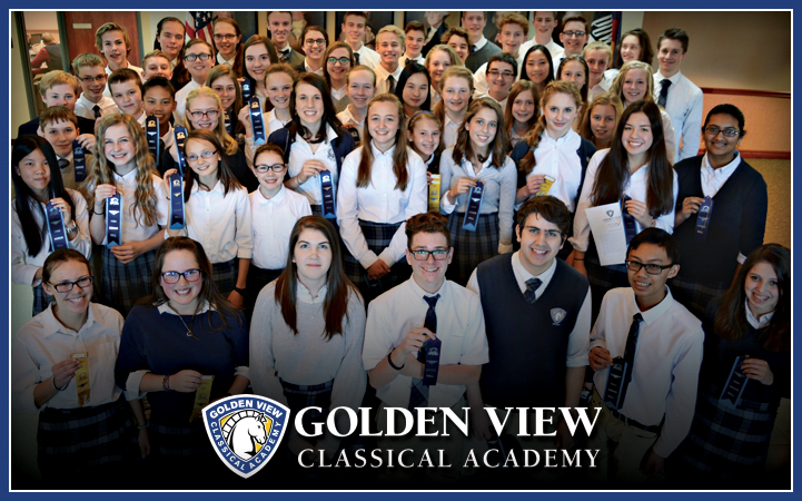 GOLDEN VIEW CLASSICAL ACADEMY