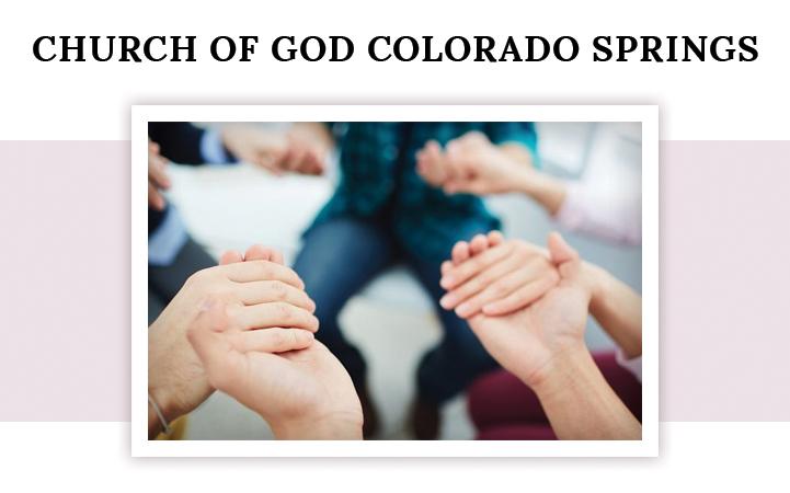 CHURCH OF GOD COLORADO SPRINGS