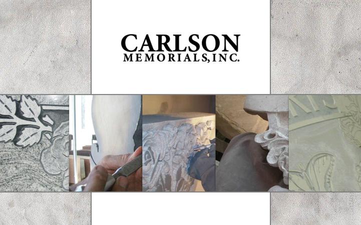 CARLSON MEMORIALS, INC.