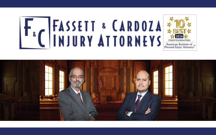 FASSETT AND CARDOZA, INJURY ATTORNEYS