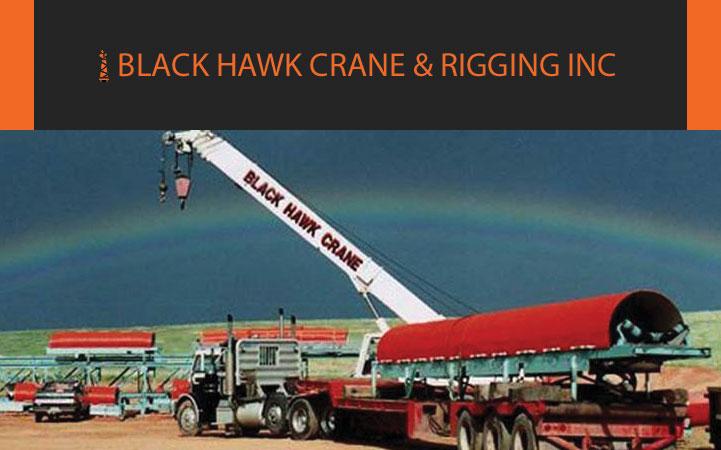BLACK HAWK CRANE & RIGGING, INC.