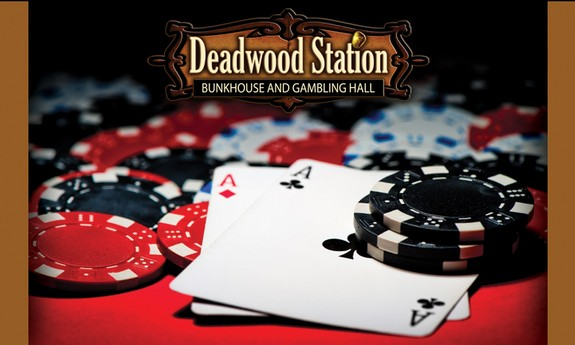 DEADWOOD STATION BUNKHOUSE AND GAMBLING HALL
