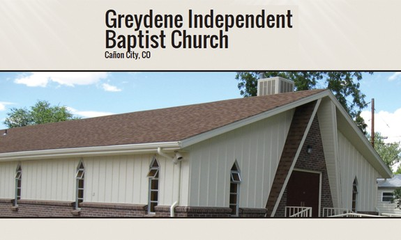 GREYDENE INDEPENDENT BAPTIST CHURCH
