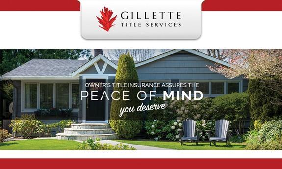 GILLETTE TITLE SERVICE, INC.