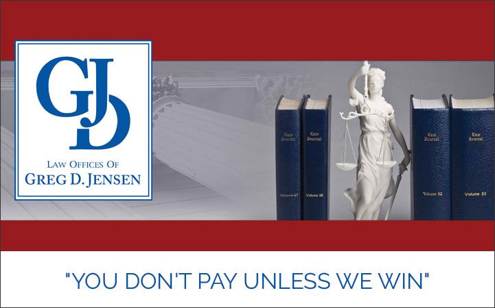 LAW OFFICES OF GREG D. JENSEN
