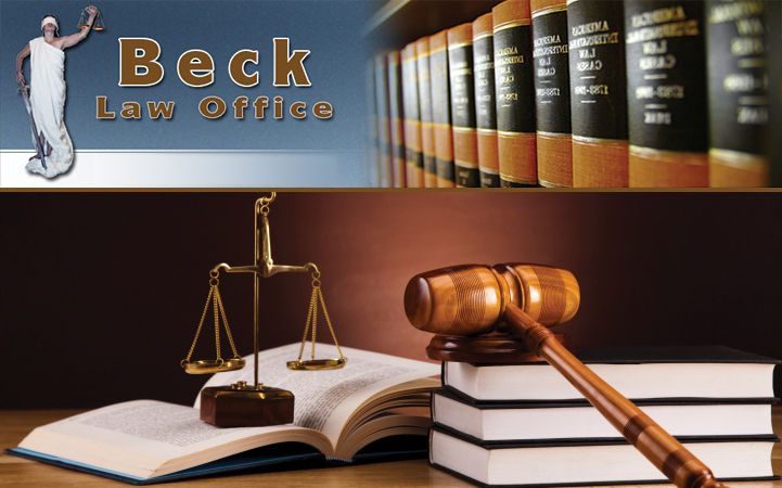 BECK LAW OFFICE