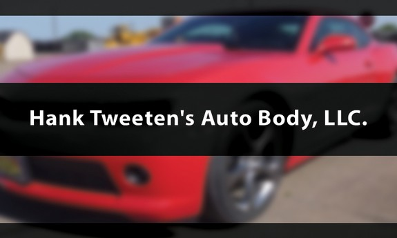 HANK TWEETEN'S AUTO BODY