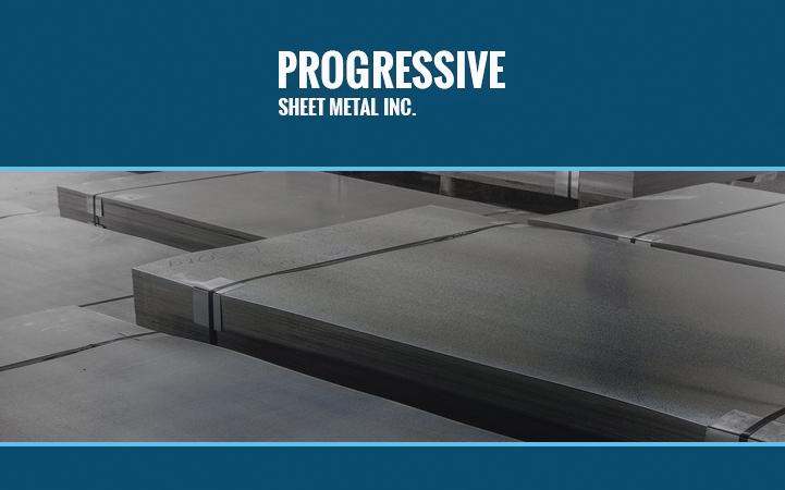 PROGRESSIVE SHEET METAL, INC.