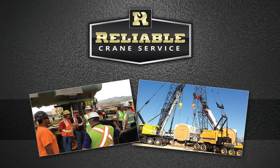 RELIABLE CRANE SERVICE