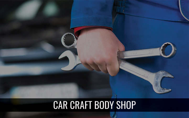 CAR CRAFT BODY SHOP