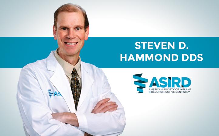 STEVEN D. HAMMOND, DDS