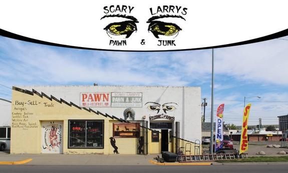 SCARY LARRYS PAWN & JUNK INC