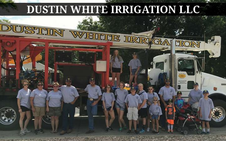 DUSTIN WHITE IRRIGATION LLC