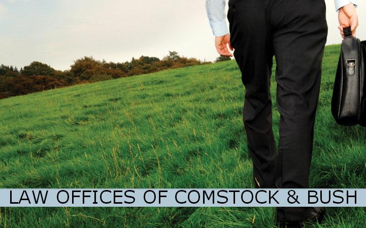 COMSTOCK & BUSH