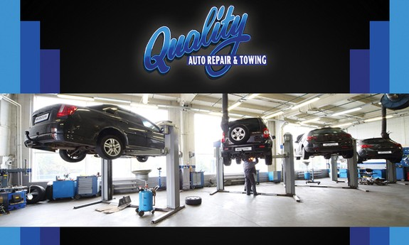 QUALITY AUTO REPAIR & TOWING