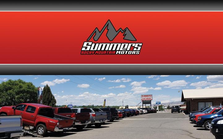 SUMMERS ROCKY MOUNTAIN MOTORS