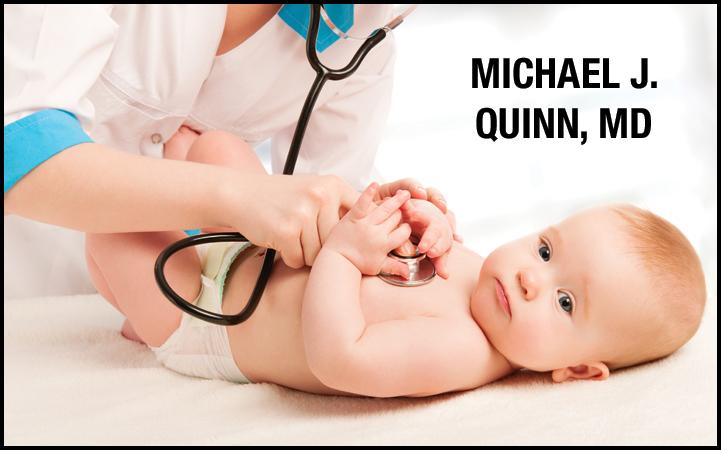 MICHAEL J. QUINN, MD