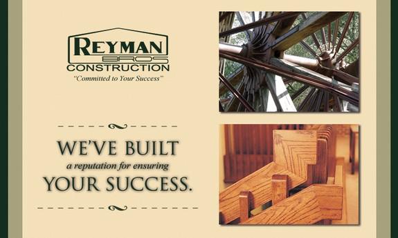 REYMAN BROTHERS CONSTRUCTION