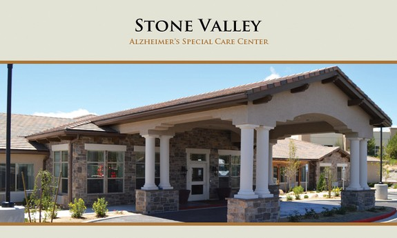 STONE VALLEY ALZHEIMER'S SPECIAL CARE CENTER