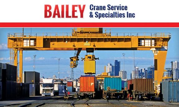 BAILEY CRANE SERVICE & SPECIALTIES INC