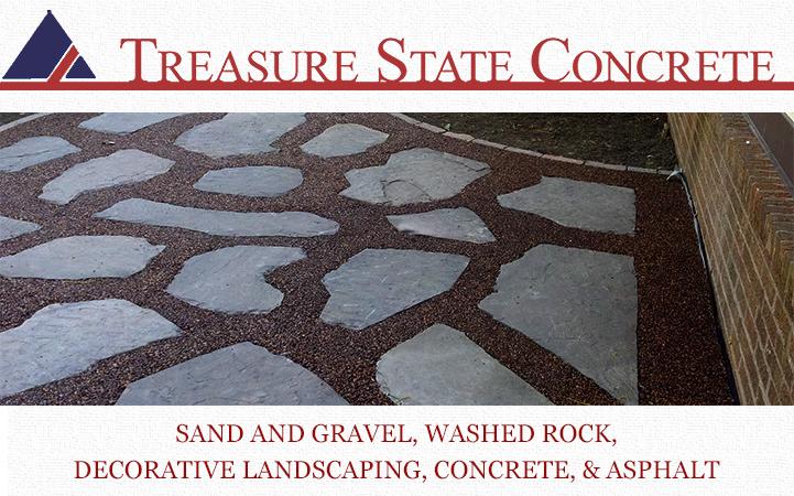TREASURE STATE CONCRETE, INC