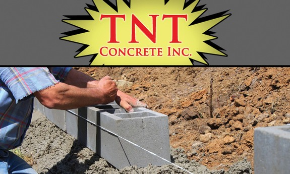 TNT CONCRETE, INC. - Local CONCRETE CONTRACTORS in Wheatland, ND