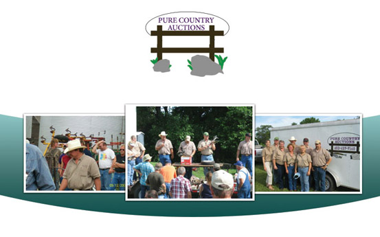 PURE COUNTRY AUCTIONS
