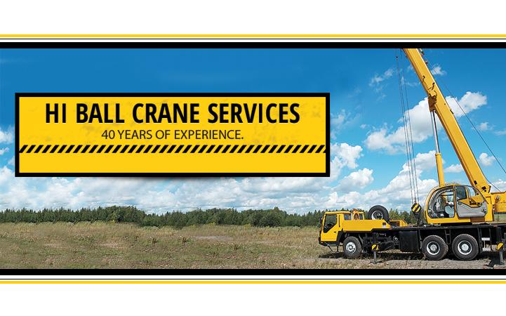 HI BALL CRANE SERVICES
