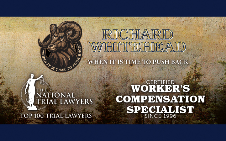 RICHARD WHITEHEAD LAW OFFICE, PLLC