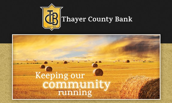 THAYER COUNTY BANK