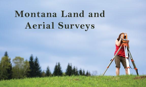 MONTANA LAND AND AERIAL SURVEYS